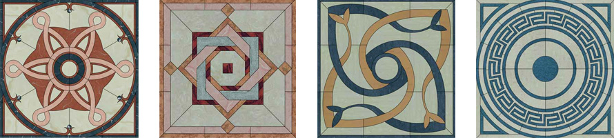 Керамика, мозаика, керамогранит панно на стену